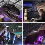 Expo Jurásico aterriza por primera vez en Valencia