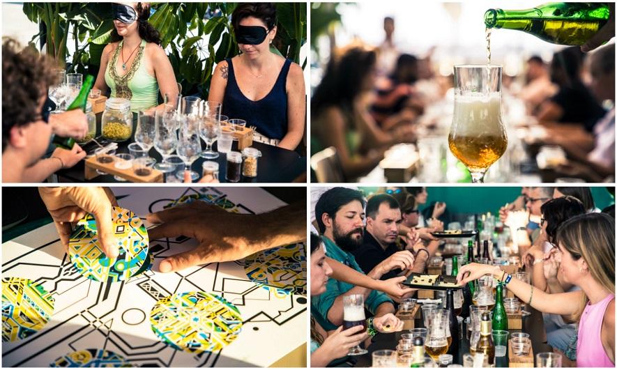 Cervezas Alhambra trae a Valencia experiencias sensoriales cargadas de matices