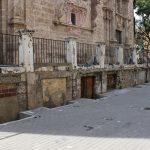 Les Covetes de Sant Joan de la plaza del Mercado de Valencia