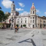 Finalizan las obras de peatonalización de la plaza del Ayuntamiento de Valencia