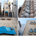 La preciosa Casa de las Conchas de Peñíscola