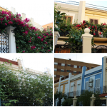El encanto de una pequeña barriada de Valencia: las Casas Baratas Infanta Isabel