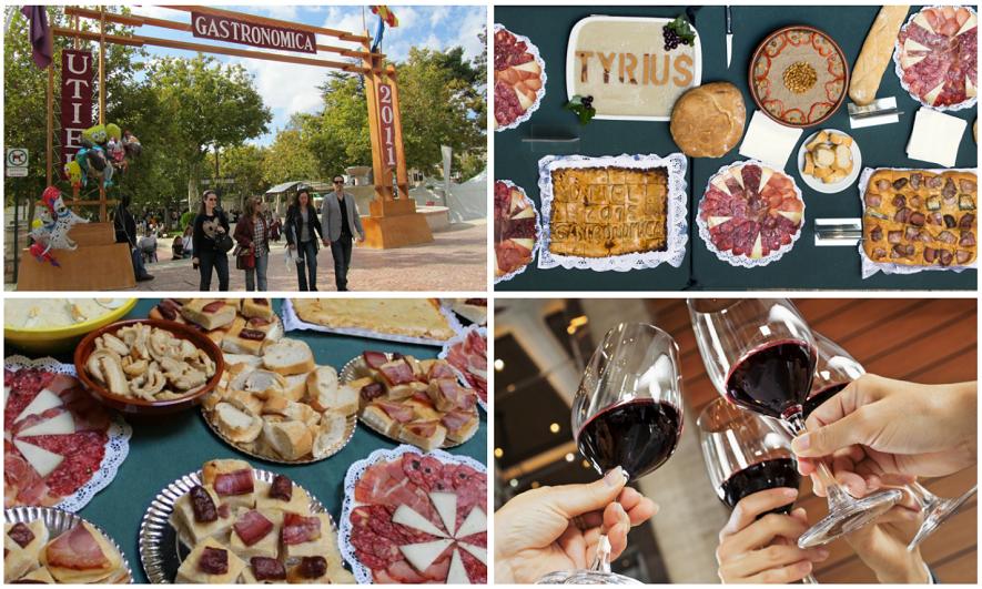 Utiel celebra la XXII Edición de la Feria Utiel Gastronómica del 20 al 22 de octubre