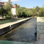 El paraje natural del Riu Nou en l'Alcúdia de Crespins se recupera como zona de baño después de 14 años