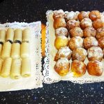 Los buñuelos de viento y los huesos de santo: los dulces típicos para el Día de Todos los Santos