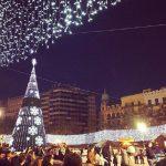 Comienza la instalación de la decoración Navideña de Valencia capital con un mayor incremento respecto al año pasado