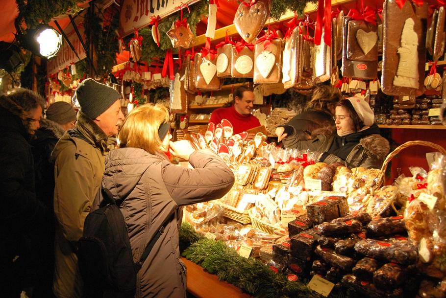 Mercados de Navidad 2017 en Valencia