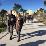 Malilla estrena un nuevo pulmón verde para Valencia con 70.000 m², huertos urbanos y parque infantil