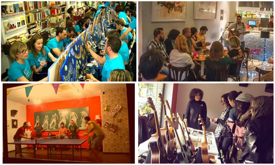 Los Bares Culturales de Valencia llenarán la ciudad de cultura y actividades con la ABACU WEEK
