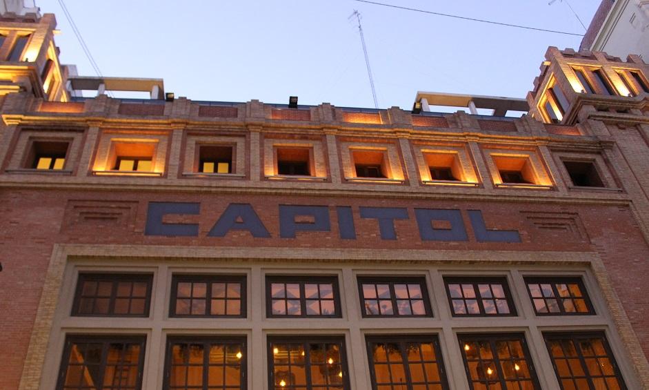 La historia del antiguo cine Capitol de Valencia