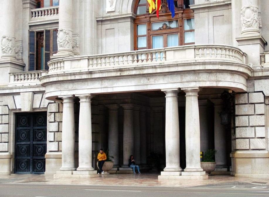 Los orígenes del balcón del Ayuntamiento de Valencia