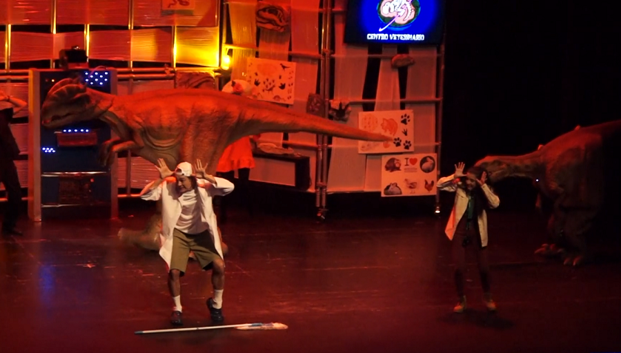 """Llega a Valencia """"Jurásico, la Isla Perdida"""", el mejor espectáculo teatral de dinosaurios"""