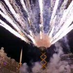 L'Alba de les Falles 2019 traerá sorpresas y más de 300 castillos fuegos artificiales a la vez