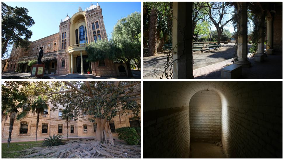 La gran historia de la Casa de Ejercicios Espirituales de La Purísima de Alaquàs