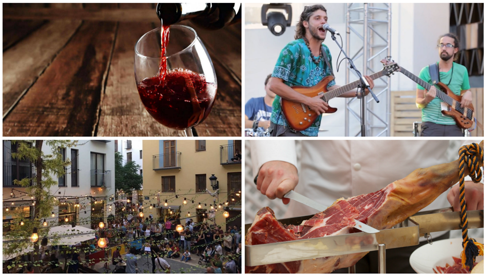 Wine Weekend 2018: el festival del Mercado de Tapineria que rinde homenaje a la cultura del vino
