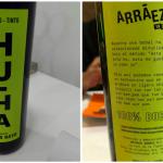"""""""Hu-Ha"""" techno-tinto, el vino de Chimo Bayo"""
