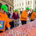 Regresa la Gran Naranjada y Horchatada Fallera antes de la Mascletà los días 7 y 8 de marzo