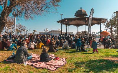 Vuelven los conciertos a la Marina Sur y a La Pérgola de la Marina de Valencia