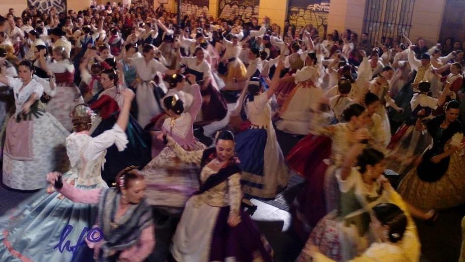 XXXII Dansà Popular de l´Altar de San Vicent del Mocadoret