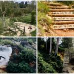 Carrícola o la población valenciana que fusiona arte y montaña en plena naturaleza