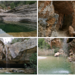 Los Charcos de Quesa: las pozas naturales del río Grande