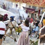 Mercado pirata y recreación histórica del desembarco del Dragut en Cullera este fin de semana