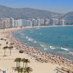 Playas de la Comunidad Valenciana con bandera azul 2018