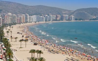 La Comunitat Valenciana vuelva a liderar las playas galardonadas con Bandera Azul en 2019