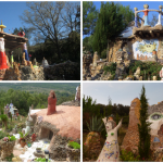 El jardín de Peter, un curioso jardín de esculturas en plena naturaleza