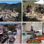 Andilla abre las puertas este sábado de su VI Gastromercado y V Jornadas de Pastoreo de Montaña