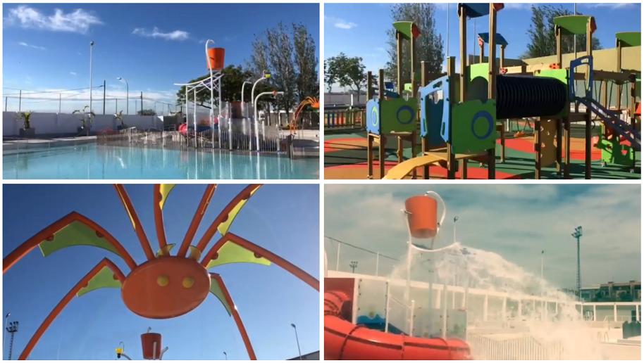 Paterna reabre su piscina municipal tras convertirla en un moderno complejo acuático