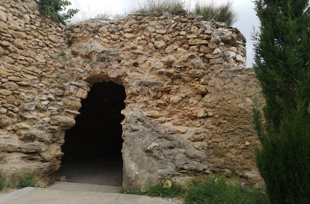 La nevera de Yátova, una de las pocas ubicadas dentro de un casco urbano en la Comunitat Valenciana