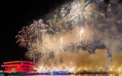 Nit a la Mar 2018 - Nit a la Mar Gran Fira Valencia 2018 - Nit de la Mar Feria de Julio 2018