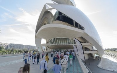 El Palau de Les Arts celebra su XII Jornada de Puertas Abiertas