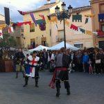 Mercados medievales y ferias de artesanía en la provincia de Valencia en mayo de 2019