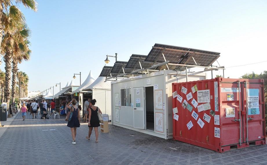Mercadillos de verano en Valencia en 2019