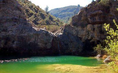 Barranc de l'Encantà. Foto propiedad de www.elgatho.com, bajo licencia de atribución