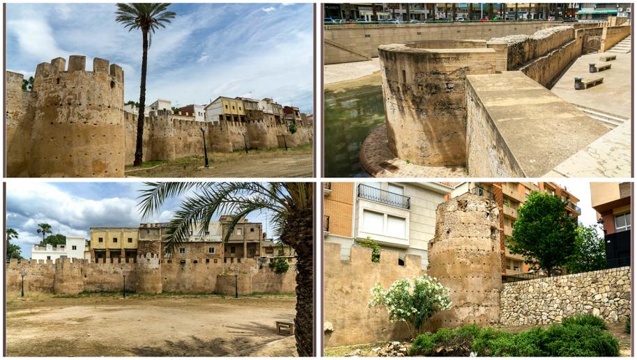 La muralla árabe de Alzira: una joya milenaria en la ribera del Júcar