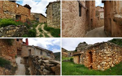 Sesga, la aldea valenciana que mantiene conservada en el tiempo su primitiva identidad rural