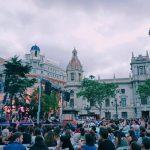 Cine karaoke GRATUITO este fin de semana en la plaza del Ayuntamiento de Valencia