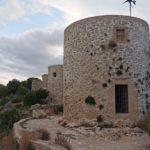 Los molinos de viento de Xàbia, un conjunto de molinos único con preciosas vistas