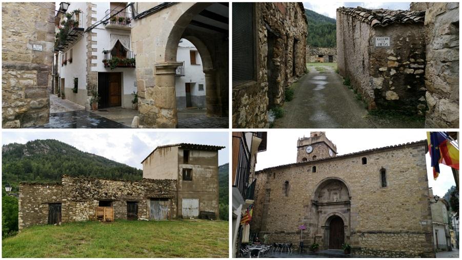 Puebla de Arenoso, un pequeño pero precioso municipio ruraldel Alto Mijares