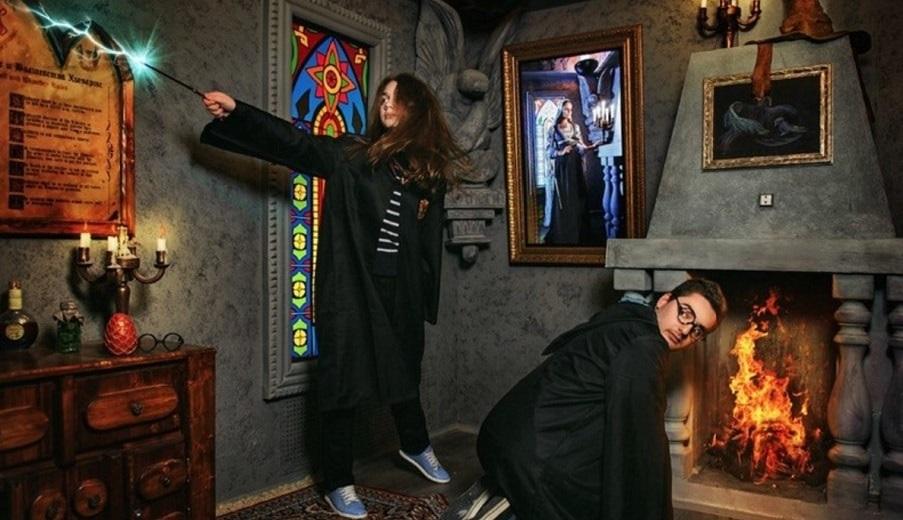 Escape room Harry Potter Valencia.