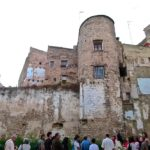 Valencia recuperará el tramo de muralla islámica y el torreón existente en la plaza del Ángel