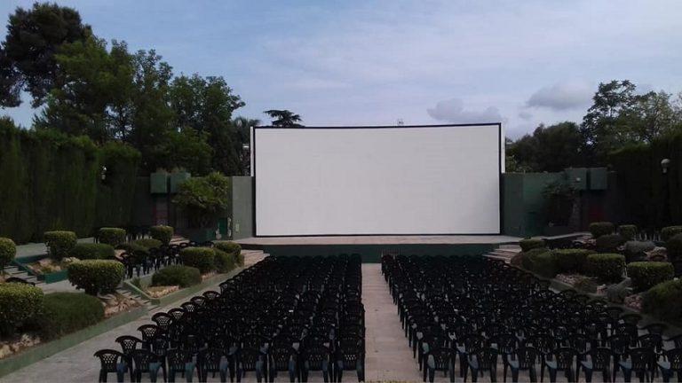 Cines de verano en 2018 en Valencia