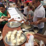 Horchata y fartons para todos en el Día de la Horchata de Alboraya 2018