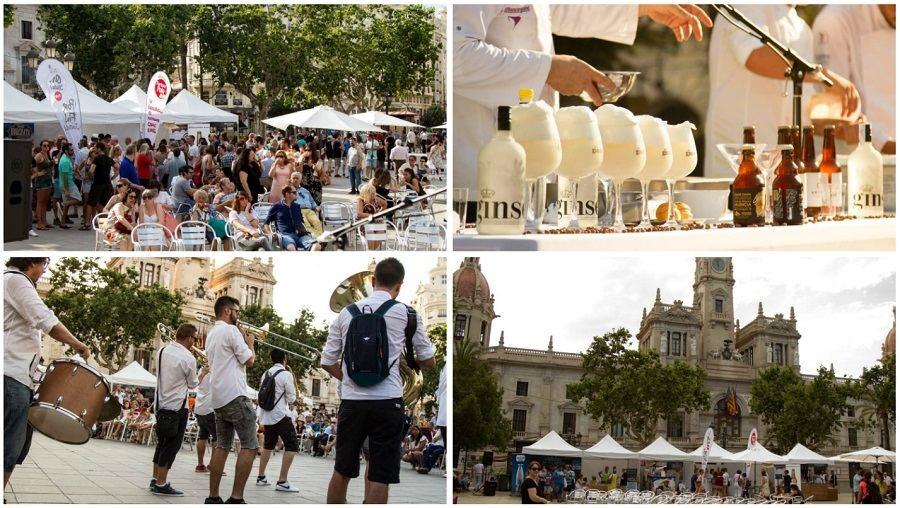 Día de la Horchata y la Chufa de Valencia 2018 - Dia de l'Orxata i la Xufa de València 2018