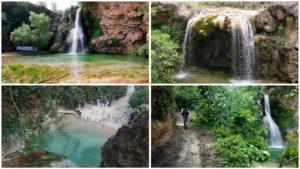 El Corbinet y Cueva de El Tejedor Cortes de Pallás