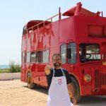 Toni Carceller fusiona este verano gastronomía valenciana y foodtrucks en El Puig