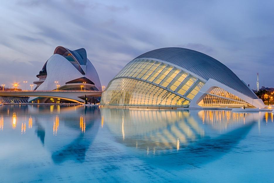 Valencia, tercera en el ranking de las ciudades más peatonales de España